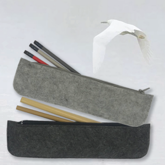 Eco Straw / Pencil Case