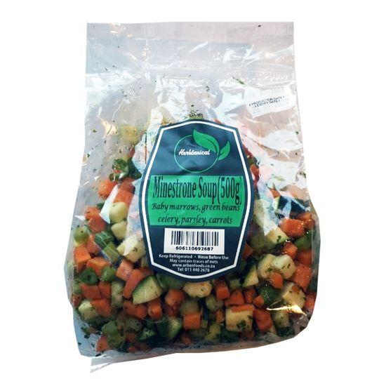Fresh Minestrone Soup Mix  (500g)