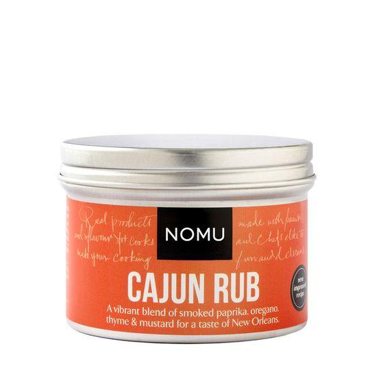 NOMU Cajun Rub