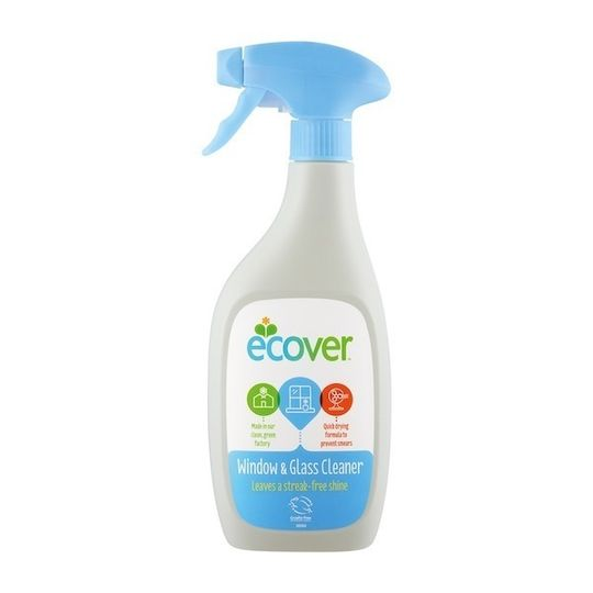 Ecover - Window & Glass Cleaner (500ml)