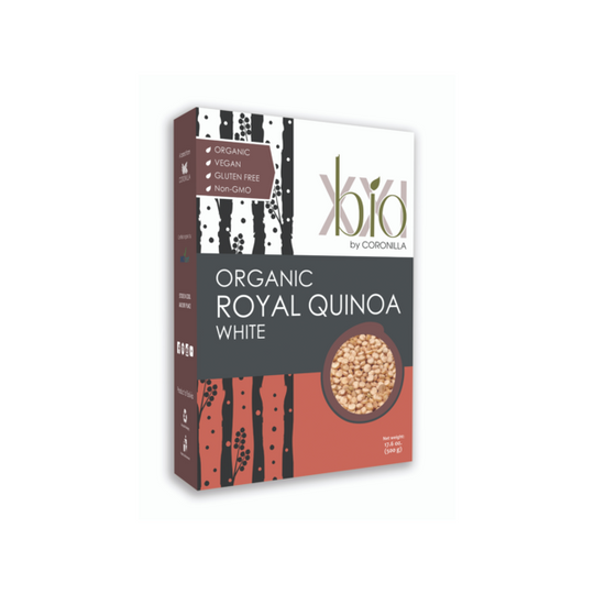 Bio XXI Royal Quinoa Seeds - White (500g)