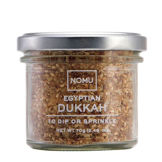 NOMU Cooks Collection Egyptian Dukkah