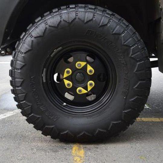 A0000260 - Wheel Nut Indicator Set