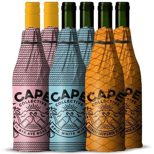 Cape Collective Summer Selection Mixed Case