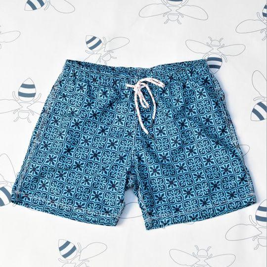 Malta Blue Shorts