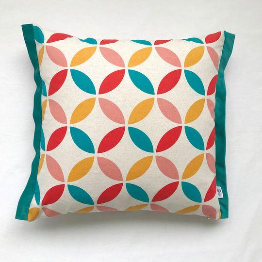 Geo Sphere Cushion