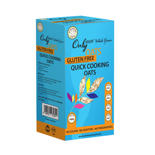 Wholesome Earth Gluten-Free Quick Oats