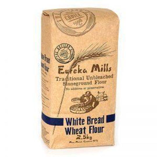 Stoneground White Flour  (2.5kg)
