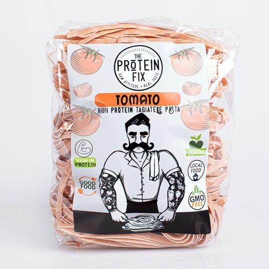High Protein Protein Tomato Pasta
