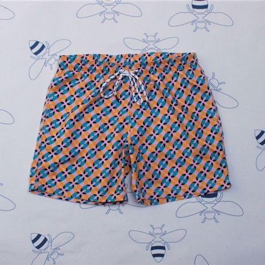 Cross Hatch Shorts