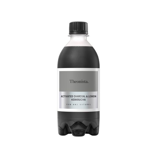 ACTIVATED CHARCOAL & LEMON 500ml