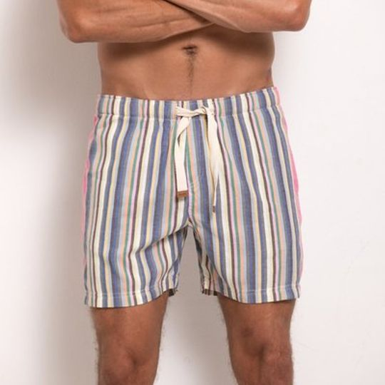 Hipster Shorts - Groovers Pink