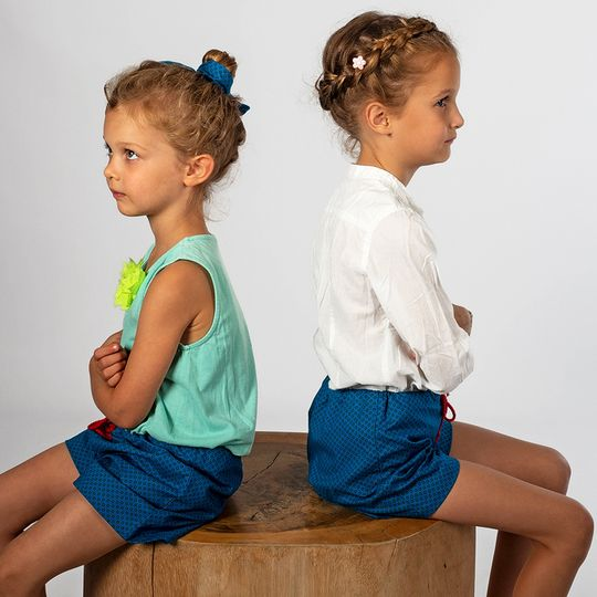 Kids Shorts for Girls and Boys