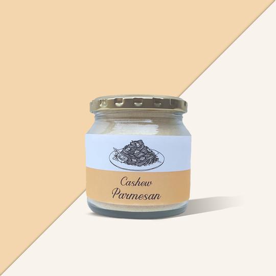 Haim Vegan Creamery: Cashew Parmesan (120g)