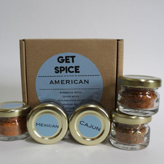 American Spices - Variety Pack