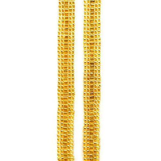 BILI GOLD on white