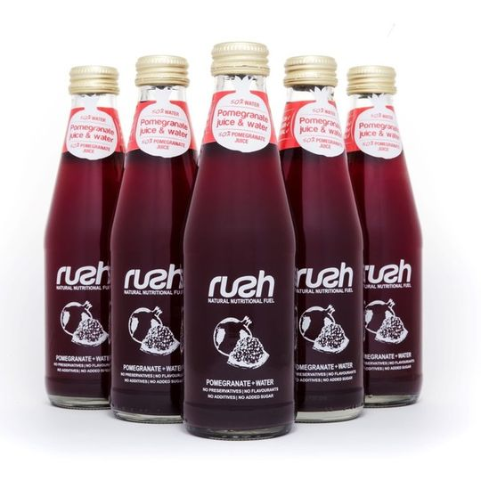 Rush Pomegranate Juice Lite