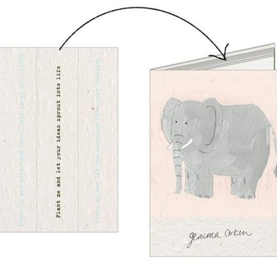 Notebook | Elephant