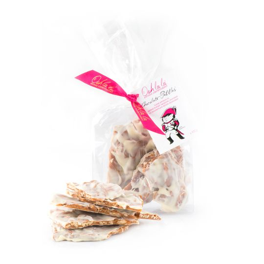 Pebbles - Pecan White (100g)