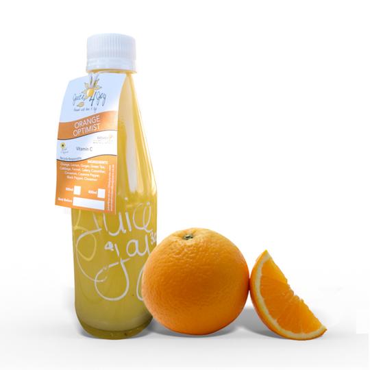 Juice4Joy Orange Optimist Juice  (300ml)