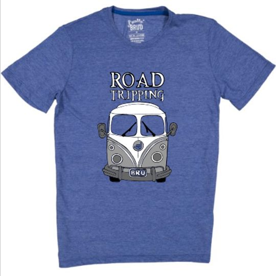 'Road Tripping' Mens Tee