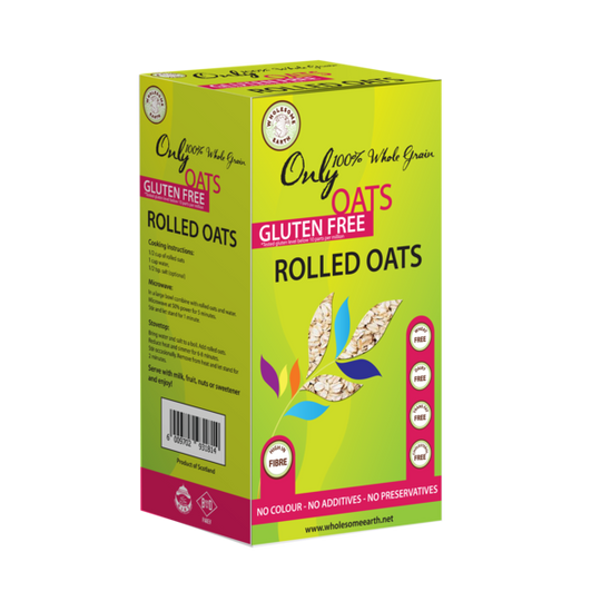 Wholesome Earth Gluten-Free Rolled Oats