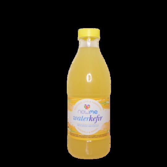 NuMeSA Pineapple and Mango Water Kefir (1L)