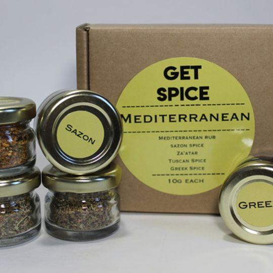 Mediterranean Spices - Variety Pack