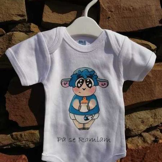 BABY Vest - Pa se Ramlam
