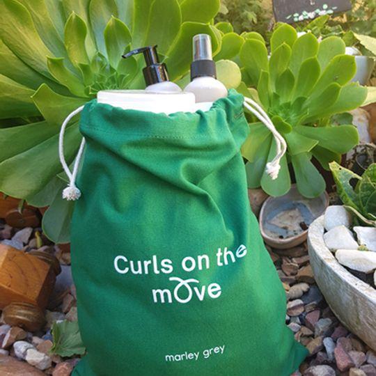 Marley Grey Travel Bag