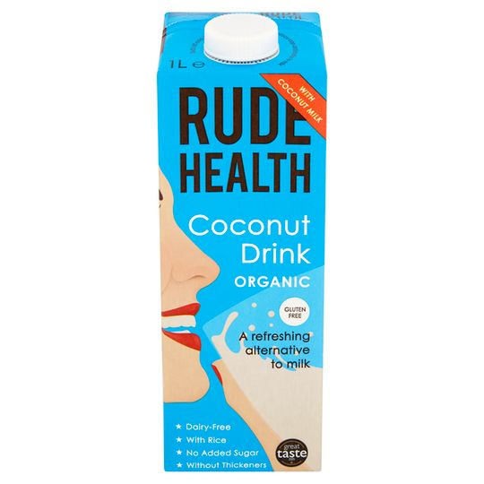 Rude Health Coconut Drink 1l