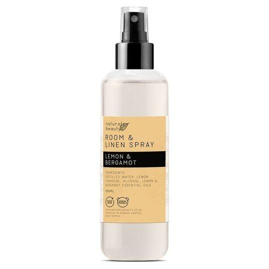 Lemon & Bergamot Room & Linen spray