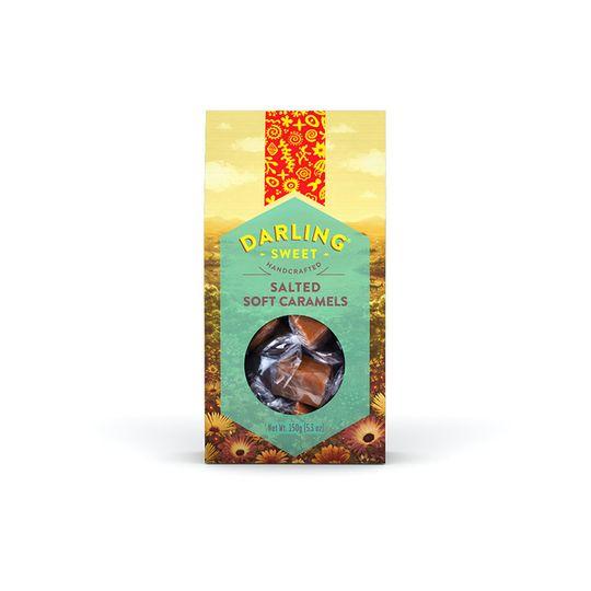 Darling Sweet Salted Soft Caramels