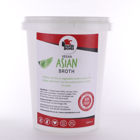Vegan Asian Broth (500ml)