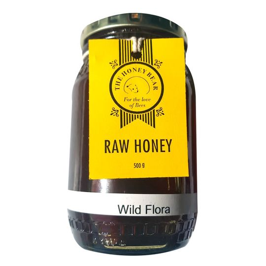 Wild Flora Honey (500g)