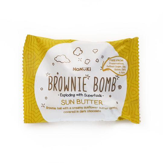 Nanuki Brownie Bomb Sunbutter