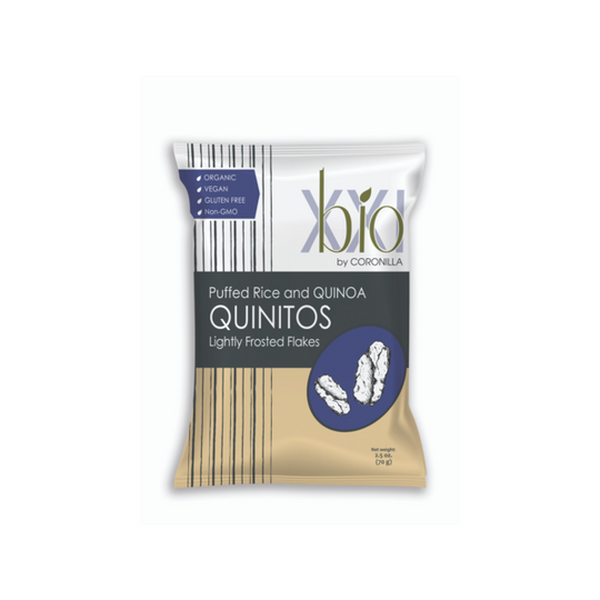 Bio XXI Quinitos - Lightly Frosted Flakes (70g)