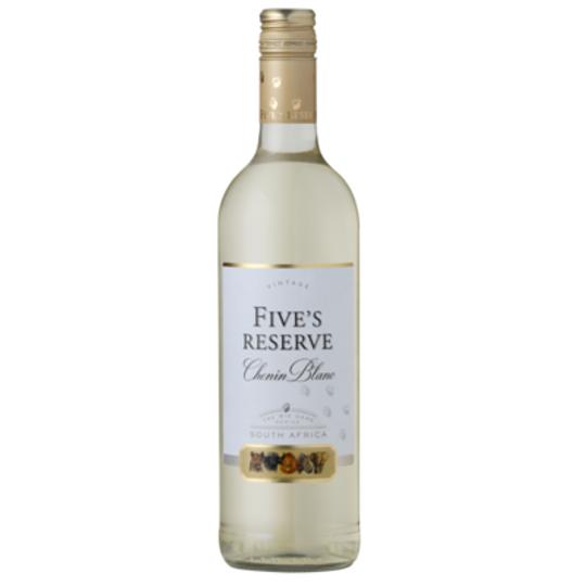Van Loveren Fives Reserve Range Chenin Blanc Case 6