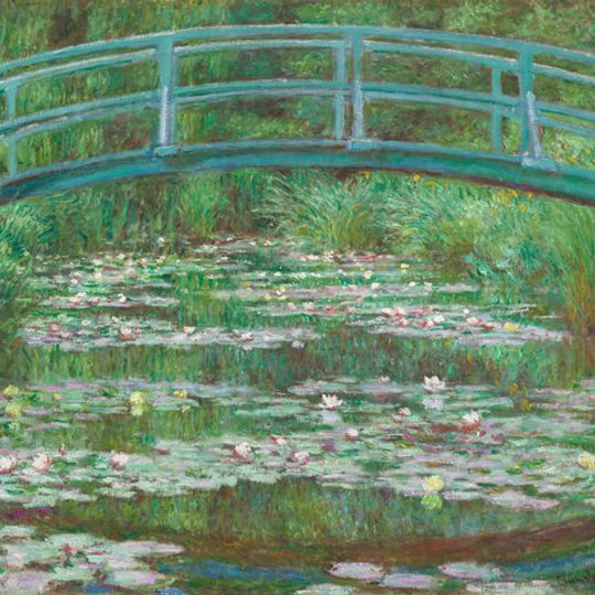 Monet's Bridge