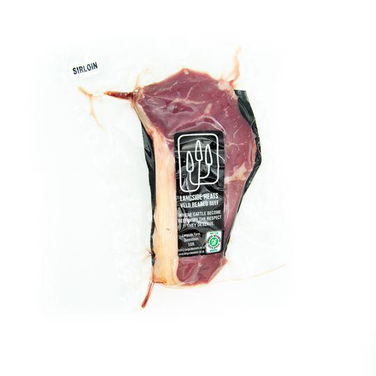 Grass-Fed Sirloin Steak (+-340g)