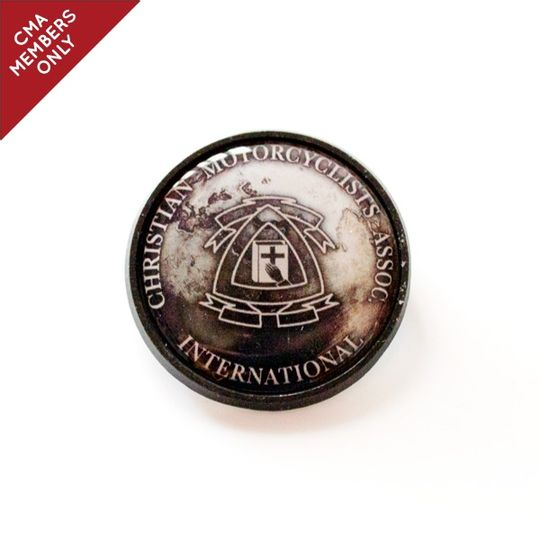 158 CMA Supporter Pin