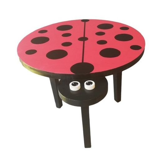 Ladybird Table (Medium)