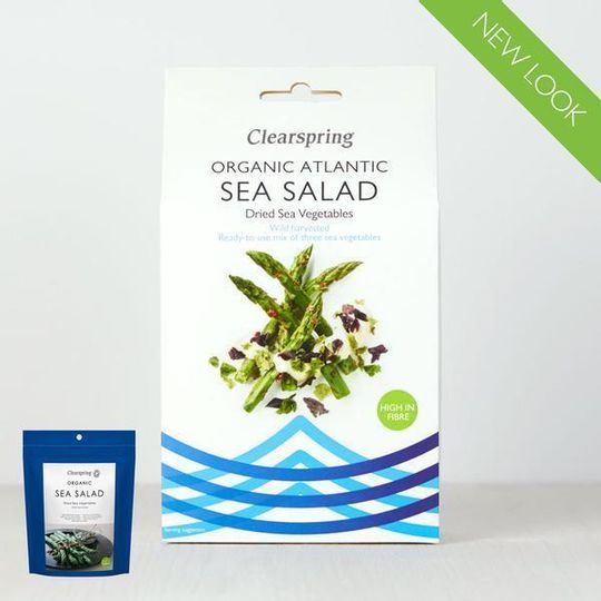 Clearspring Organic Atlantic Wild Sea Salad