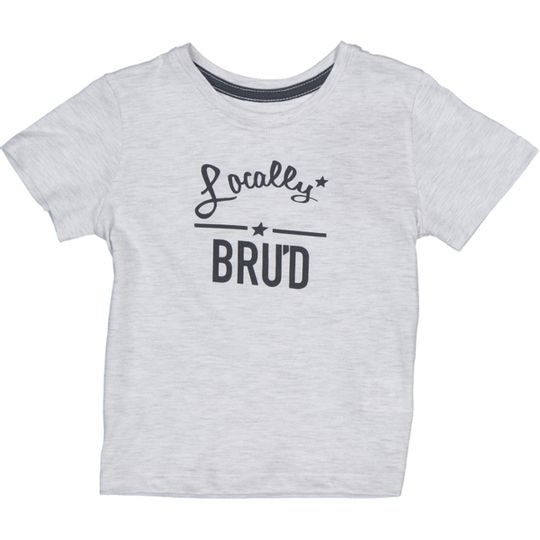 'Locally Bru'd' Toddlers Tee