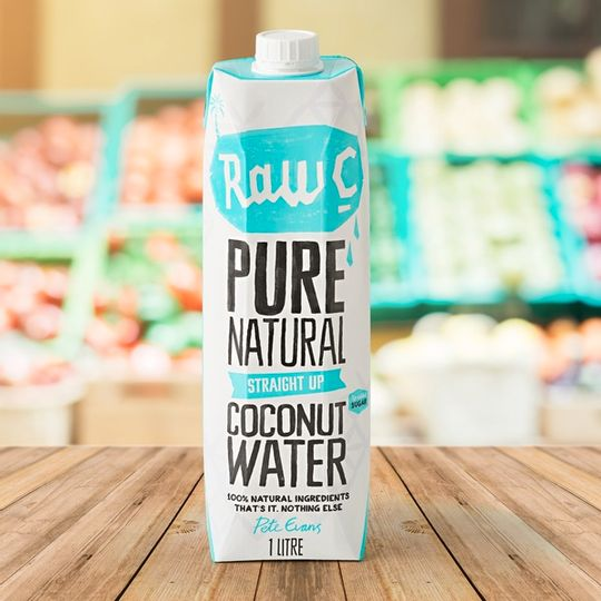 RAW C Coconut Water (1Litre)