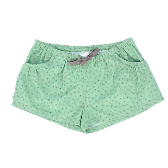 Short Pants - Pockets Dandelion (Green)