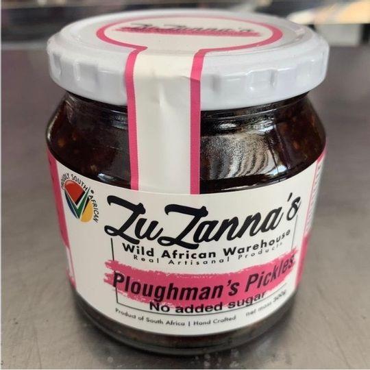 Ploughman's Pickle