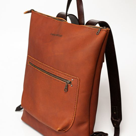 The Leather Full Leather BackPack