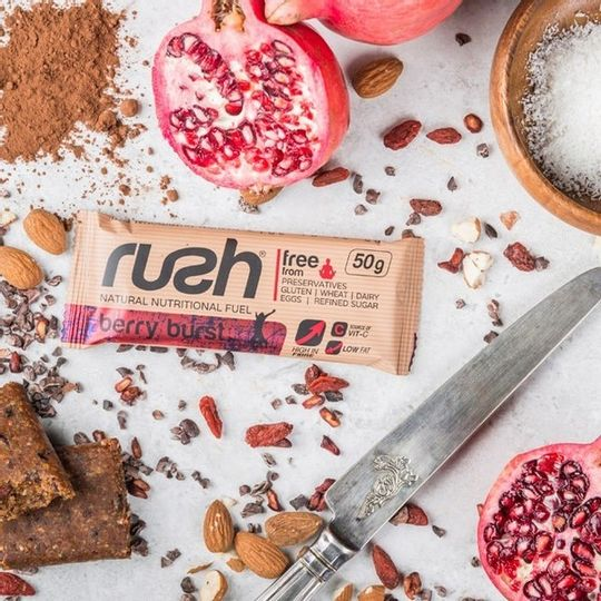 Rush Berry Burst Bar