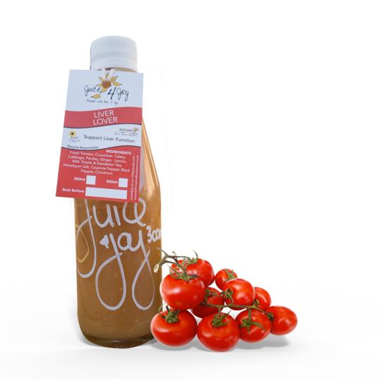 Juice4Joy Liver Lover Juice  (300ml)